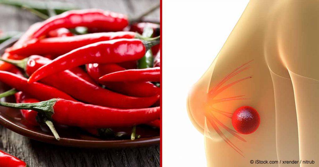 La Capsaïcine contenu dans le piment bio est un anti cancer naturel puissant comme le feuille de graviola corossol